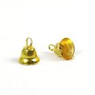 Колокольчик 20 мм уп. 4 шт 218603290 золото