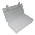 Коробка 2290 для мелочей 15 ячеек 2*10*17 см