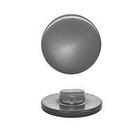 Пуговицы карамель д.15 125 св. серый