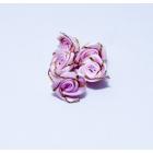 Цветы пришивные 1-34 розовый
