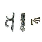 Крючки под подхваты А54-1-1 серебро