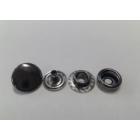 Кнопки №61 15 мм (с пруж. нержав.) «альфа» т. никель