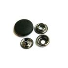 Кнопки №61 15 мм  пласт. альфа (уп. 720 шт.) чёрный