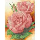 Рисунок на канве Каролинка КК-004 «Поэзия. Розы»