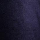 Плюш мягкий М-4207 п-э 24206 т.синий
