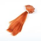 Волосы для кукол (трессы) Элит В-50 см L-15 см TBY66918 рыжий 2735 (уп 2 шт)