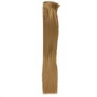 Волосы для кукол (трессы) Прямые 2294381 В-50 см L-40 см №22Т русый