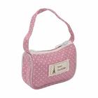 Сумочка 26895 73/03 текстиль 10*6*2 см розовый