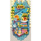Алмазная мозаика АЖ-1584  «Полочка с лимонами»