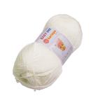 Пряжа Бэби Вулли (Baby Woolly Kartopu ) 50 г / 148 м  019 молочный