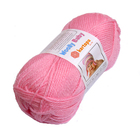 Пряжа Бэби Вулли (Baby Woolly Kartopu ) 50 г / 148 м  791 розовый