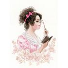 Набор для вышивания Риолис №1792 «Книжный клуб» 21*30 см