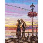 Набор для вышивания Овен №926 «Романтический вечер» 24*33 см
