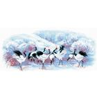 Набор для вышивания Риолис №1806 «Японские журавли»