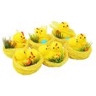 Декор 5AS-355 Курочка с цыпленком в яйце 5 см 7724297