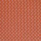 Кожа искусственная 20*30 см 26882 DDB-03 Плетенка 0,65мм терракот (уп 2 листа)