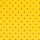 Кожа искусственная 20*30 см КЛ.24876 перфорированная  цв.желтый (уп 2 листа)