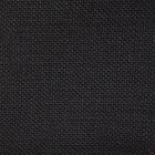 Ткань 50*50 см «Рогожка» 100% лен 24332 черный  580818