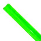 Светоотражающий браслет-полоска 3*30 см салатовый