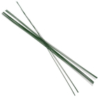 Проволока флорист. 30 см 62220055  0,65 мм (100 гр.) зеленый 7705227