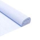 Бумага гофр. (Италия) 140 г/м2  ZA (0,5*2,5 м ) 959 нежно-голубой