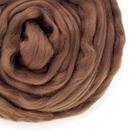 Шерсть для валяния полутонкая  (уп. 100 г) Троицк 0860 древесный