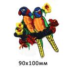 Термоаппликация EМВ-17057 «Неразлучники» 7722433