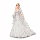 Рисунок для вышивания бисером Каролинка КБЛ-2008 «Невеста»