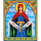 Рисунок для вышивания бисером Каролинка КБИ-4074 «Покров Пресвятой Богородицы» А4