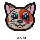 Термоаппликация HP 7724460 «Кошка» 7*7,5 см