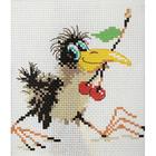 Набор для вышивания Гелиос № 17 «Галчонок» 18*20 см