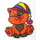 Набор для вышивания Гелиос № 14 «Котейка» 18*20 см