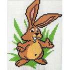 Набор для вышивания Гелиос № 05 «Крольчонок» 18*20 см