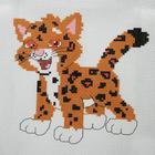 Набор для вышивания «Гелиос № 11 Веселый леопард»
