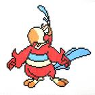 Набор для вышивания Гелиос № 06 «Попугайчик» 18*20 см