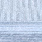 Пряжа Детский хлопок, 100 г / 330 м, 060 св.-голубой