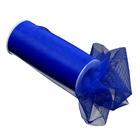 Фатин TBY.С в шпульках шир. 150 мм  (уп. 22,86 м) 21 т.синий