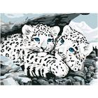 Набор для раскрашивания Molly KH0030/1 «Снежные барсы»