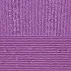 Пряжа Детский хлопок, 100 г / 330 м, 087 т.-лиловый