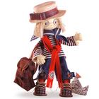 Набор для создания каркасной текстильной куклы  К1029 «Том» 50 см