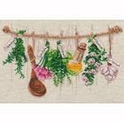 Набор для вышивания Овен №1079 «Душистые травы» 22*34 см