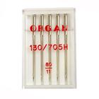 Иглы быт. маш. ORGAN 130/705Н №110  универс. (уп. 10 шт.)