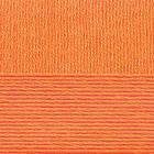 Пряжа Детский хлопок, 100 г / 330 м, 485 жёлто-оранжевый