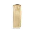 Волосы для кукол (трессы) Прямые 2294859 В-100 см L-15 см блонд