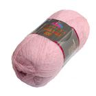 Пряжа Лана люкс 800 (Himalaya Lana Lux 800),  100 г/ 800  74606 розово-сиреневый