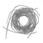 Проволока декоративная (канитель) д.1,0 мм (уп. 5 гр) мягкая (EMB06145 жемчужно-серый)