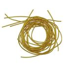 Проволока декоративная (канитель) д.1,0 мм (уп. 5 гр) мягкая (EMB4257 медовое золото)