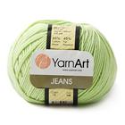 Пряжа Джинс (YarnArt Jeans), 50 г / 160 м, 11 оливковый