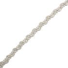 Тесьма 12 мм №1586 белый (уп. 22.8 м)