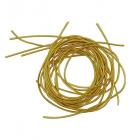 Проволока декоративная (канитель) д.1,0 мм (уп. 5 гр) гладкая  503698 золото